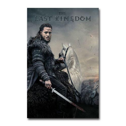The Last Kingdom TV Series Art Canvas Poster Print