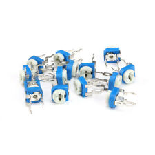 Wh06 2 Horizontal Pot Variable Potentiometer Trimmer Resistors 100 Ohm 1m Ohm