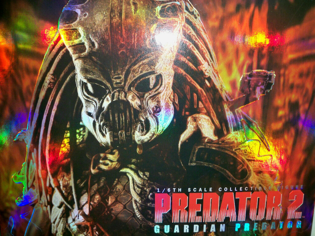 00024 GUARDIAN PROTATOR HOT TOYS MISB SEALED BOX NEVER USED OPENED 100% COMPLETE