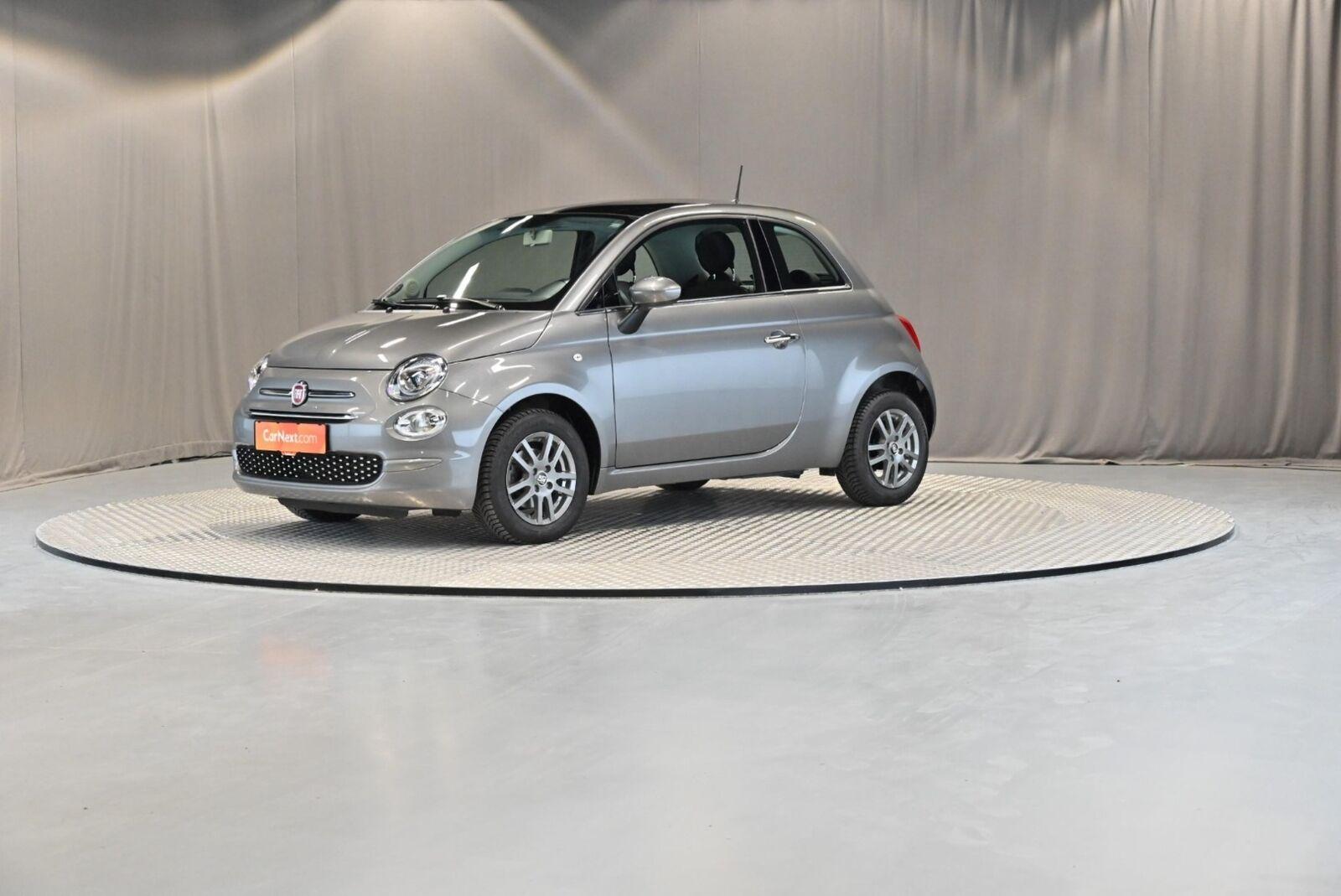 Fiat 500 1,2 Dream 3d - 114.900 kr.