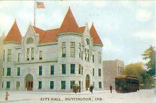 Huntington, IN Old City Hall