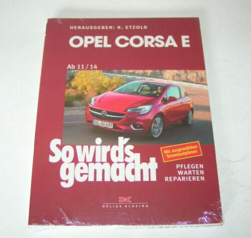 Istruzioni di riparazione Opel Corsa e-my dal novembre 2014