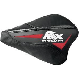 Rox Speed FX - FT-HG-R - Flex Tec Handguards, Red