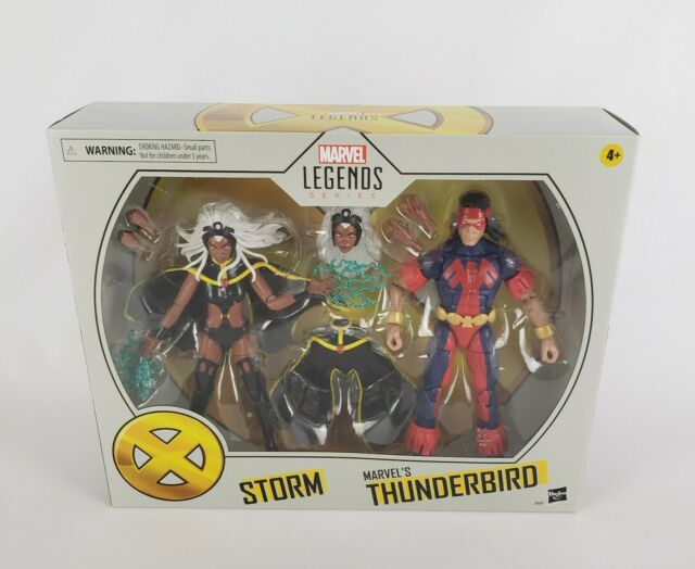 Storm & Thunderbird Marvel Legends Series Target Exclusive Action Figures New