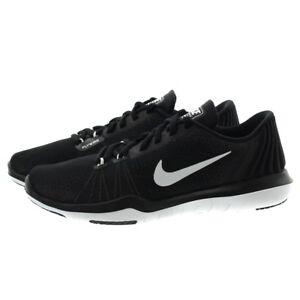 8857622d48a1 Nike 852467 001 Womens Flex Supreme TR 5 Cross Training Running ...