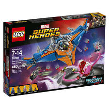 LEGO The Milano vs The Abilisk Set 76081 Marvel Guardians of the Galaxy 2