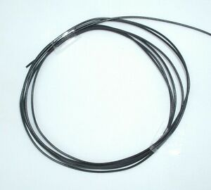 BLACK-600V-wire-PVC-20-gauge-Mil-Spec-tinned-tube-amp-hookup-wire-10-ft