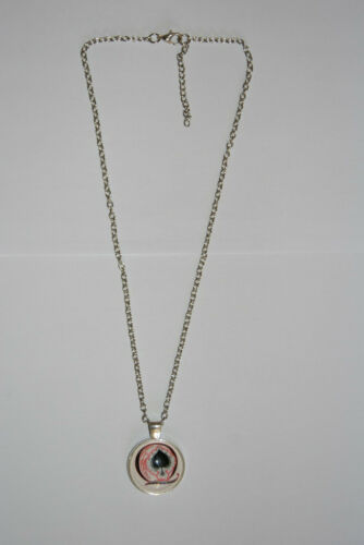 Queen Of Spades QOS Hotwife Necklace Cuckold Lifestyle Jewellery BBC Silver St4