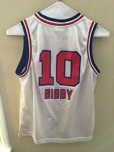 reputable site 719e7 4ab3c Reebok Youth 14 16 Mike Bibby Throwback Jersey NBA Hardwood ...