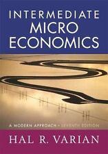 INTERMEDIATE MICROECONOMICS: A Modern Approach Seventh Edition NEW