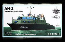 bm7213/ Balaton Modell - Ungarisches Patrouillenboot AN-2 - Resin - 1/72 - TOPP