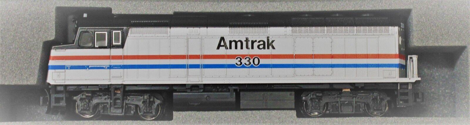 N Scale - KATO 176-6105 AMTRAK Phase III III III F40PH Locomotive DCC Ready 74f2cc