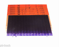 Microfich Ersatzteilkatalog Volvo LKW FL 12 Stand 02/1996
