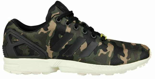 2018 Exclusive Adidas ZX FLUX Torsion camouflage Print Hommes Trainer All Sizes