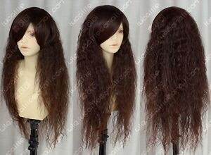 Popular-Gentle-Bohemian-ear-of-corn-fluffy-curly-Natural-Pastoral-brown-wig