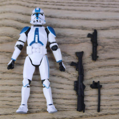 20 Prototype Lightsaber Weapon For 3.75/'/' Star Wars Clone Trooper Action Figure