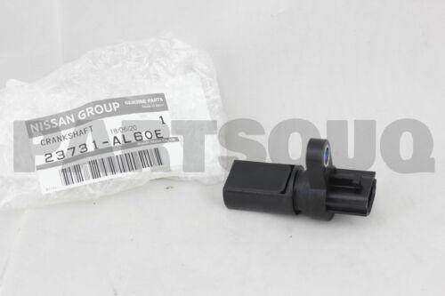23731AL60E Genuine Nissan CRANKSHAFT 23731-AL60E