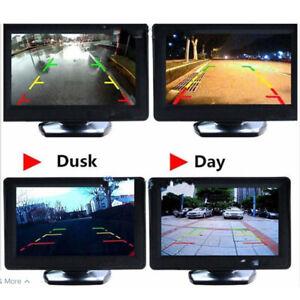 Pantalla-TFT-LCD-4-3-034-coche-monitor-PAL-NTSC-para-vision-trasera-camara-de-reversa-Nuevo