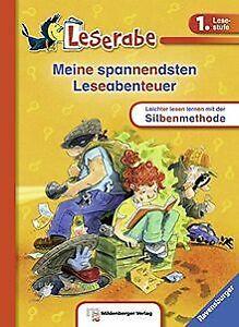 Leserabe-mit-Mildenberger-Silbenmethode-Sonderband-Mei-Buch-Zustand-gut