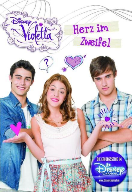 Herz im Zweifel / Violetta Bd.2 (2014, Taschenbuch)  p121