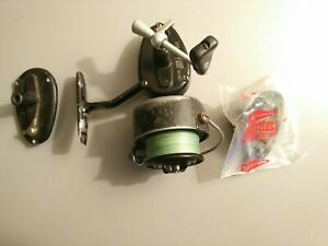 GARCIA MITCHELL 300 FISHING SPINNING REEL WITH EXTRA SPOOL MADE IN FRANCE