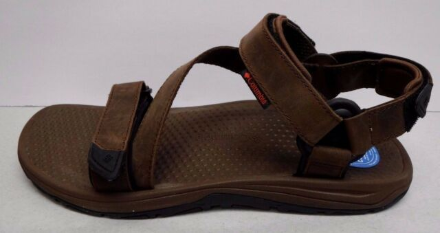 Mens Sandals, Big Water Leather Columbia