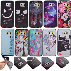 Housse-Etui-Coque-Cover-Souple-TPU-Silicone-Protection-Pour-Samsung-amp-Apple-iPhone