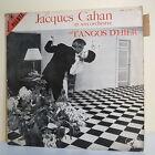 """33T Jacques CAHAN Orchestre Vinyle LP 12"""" TANGOS D'HIER -VOIX MAITRE 31011"""