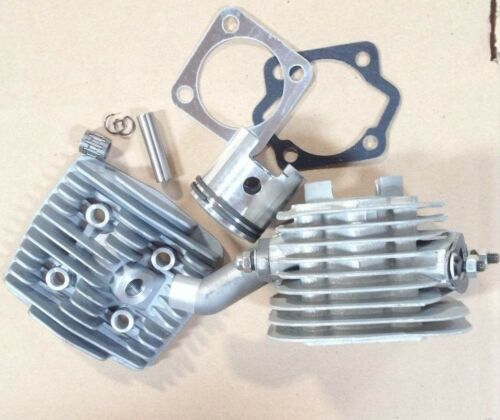 high hole 30mm piston Gas Motor Bike Engine 80cc 40mm intake Cylinder Head KIT