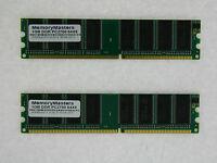 2gb (2x1gb) Memory For Ibm Thinkcentre S50 8086 8092 8183 8184 8417 8429