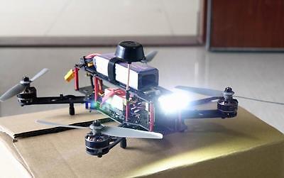 2pcs Super Bright LED Lights for quadcopter multicopter Lumenier QAV250 ZMR250