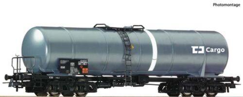 Roco *CD Zacns Bogie Tank Wagon VI HO Gauge RC76699
