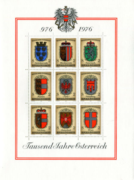 Österreich Österreich 1978 Sg 1824 Postfrisch 100% Österreich 1970-1979