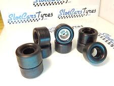 8 urethane tires for 1/24 RIGGEN - AUS