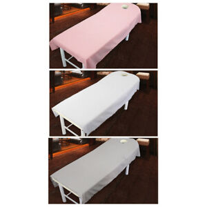Elastic-Beauty-Massage-Spa-Bed-Table-Cover-Salon-Couch-Sheet-Random-Color-GO9X
