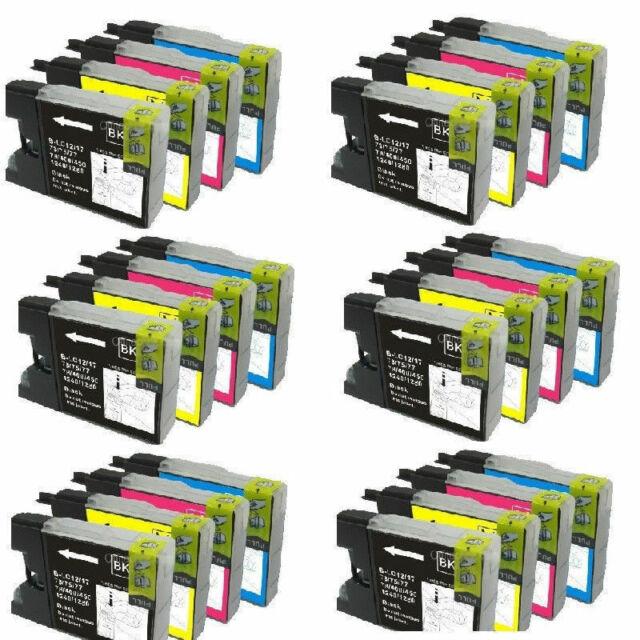 Lot Ink Cartridge For Brother LC223 XL MFC-J5625DW J5720DW J5320DW DCP-J4120DW