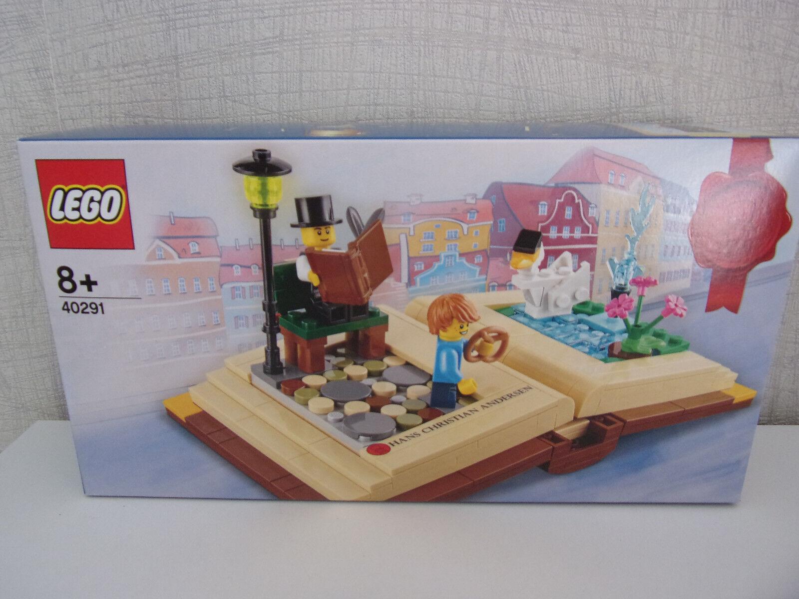 Lego 40291 Creative Storybook Hans Christian Andersen - Neuf et Emballage