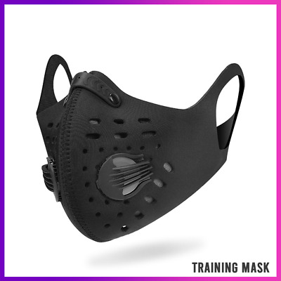 New Sport workout Gym Training Mask Hypoxic Breathing Resistance Fitness Runnig