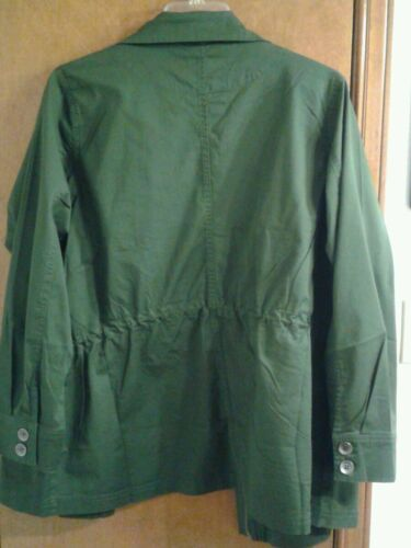 Avenue 18 20 Green Coat Size Plus xrI8wqzr0