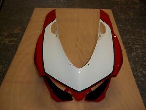 Ducati-Panigale-899-Top-fairing-Nose-cone-Headlight-fairing