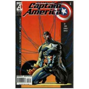 Captain-America-1968-series-448-in-NM-minus-condition-Marvel-comics-yb