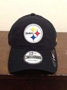 ed6bbd2e Details about NEW ERA PITTSBURGH STEELERS NFL 9TWENTY ADJUSTABLE HAT