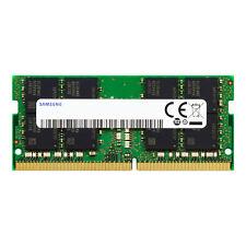 Samsung 32GB DDR4 SODIMM 2666 MHz PC4-21300 Laptop Memory RAM (M471A4G43MB1-CTD)