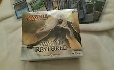 Avacyn Restored Fat Pack FACTORY SEALED - Brand New - FRESH FROM CASE