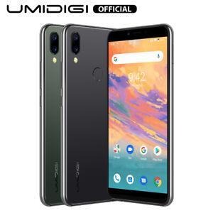 Smartphone débloqué UMIDIGI A3S téléphone Mobile Android 10 16Go AI Face Unlock
