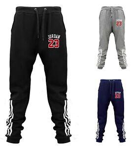 Men-039-s-Michael-Air-Legend-23-Jordan-Pants-Men-Sportswear-Joggers-Sweatpants-Track