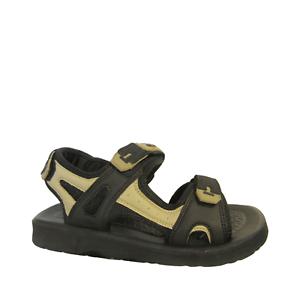 Mens-Lightning-Bolt-New-Flynn-Adjustable-Straps-Sandals-Comfortable-Light-Shoes