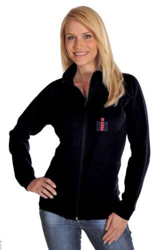 Full Zip Sweat-Jacke Men//Women bestickt mit IHC-Logo