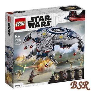Lego® Star Wars ™: 75233 Droid Gunship ™ & 0.- Expédition Nouveau Ovp!