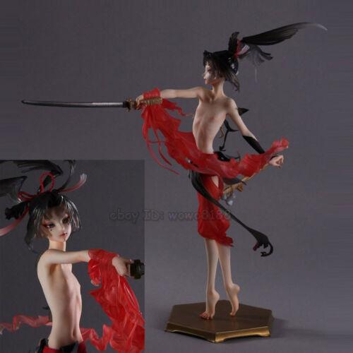 Unpainted Resin Anime Figure Model Touken Ranbu Online Kogarasumaru Garage Kit
